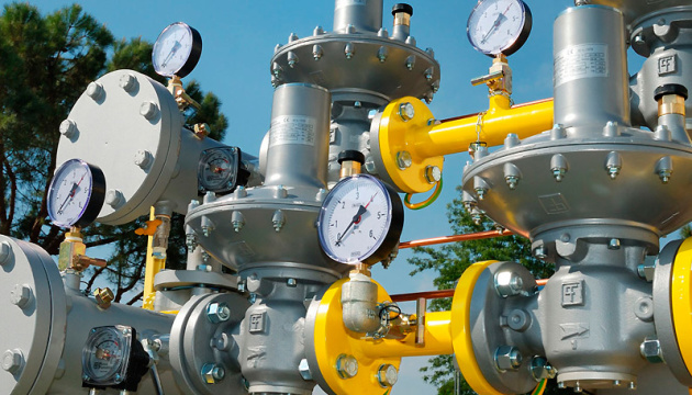 French Storengy operator to audit Ukrainian gas storage facilities