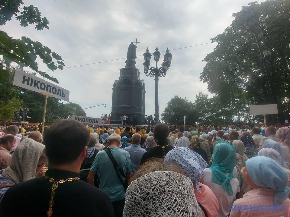Порядок уцентрі Києва охоронятиме 3,5 тисячі правоохоронців