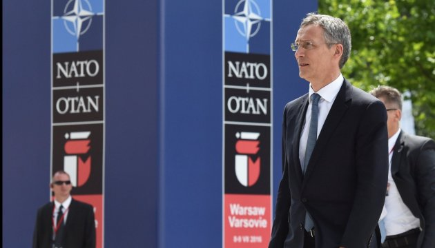 NATO to continue its partnership with Ukraine - Stoltenberg