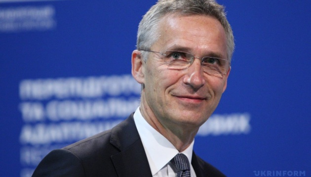 NATO to give Ukraine cyber defense equipment - Stoltenberg