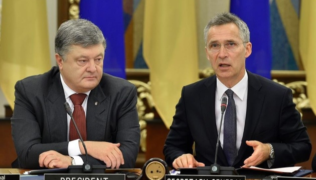 Poroshenko calls NATO most effective security tool in the world