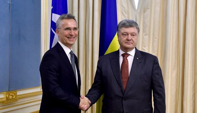 Ukraine launches discussion with NATO on membership