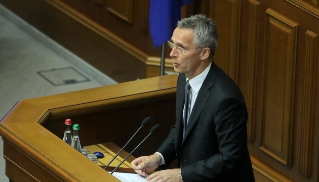 Ukraine needs heroes in government, parliament and business - Stoltenberg