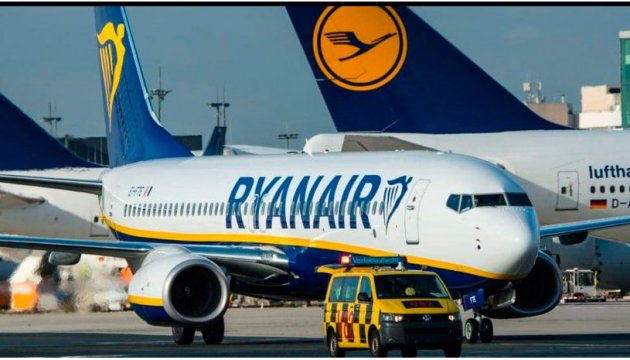 Boryspil Airport resumes talks with Ryanair in new format