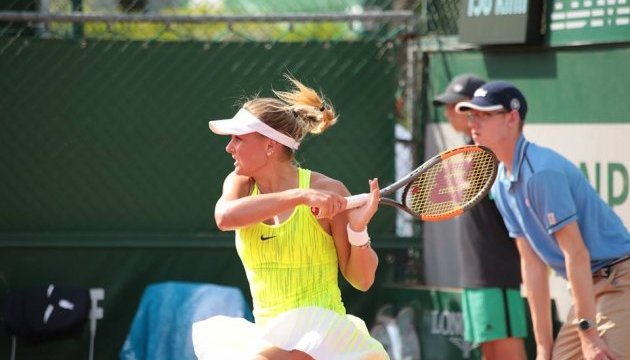 Ukraine's Kozlova reaches ITF quarterfinals in Budapest