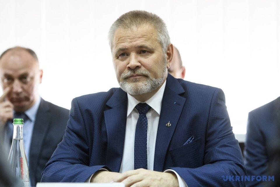 Назначен новый председатель Космического агентства Украины