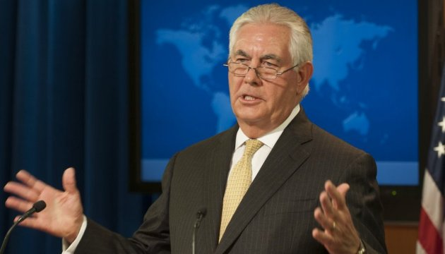 Russia's aggression in Ukraine remains biggest threat to European security - Tillerson