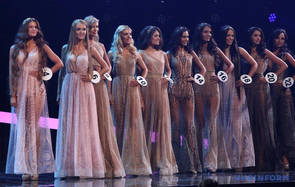 ВКиеве выбрали Мисс Украина