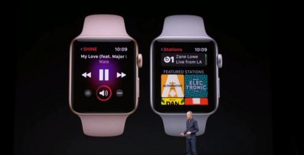 Стали известны детали оновых Apple Watch LTE— Утечка