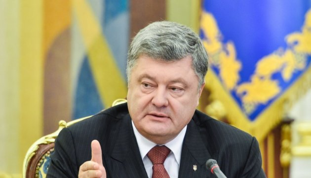 President Poroshenko met with Estonian Foreign Minister Mikser