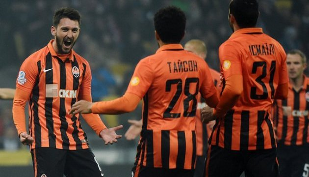Shakhtar beat Napoli in Champions League