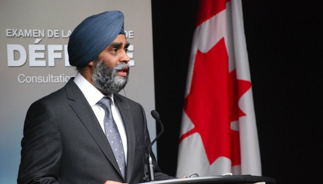 Canadian Defence Minister: It's important to avoid freezing of conflict in Ukraine