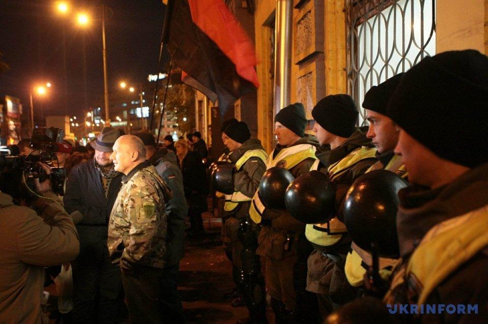 «Кохановский насвободе»: его освободили изкамеры взале суда