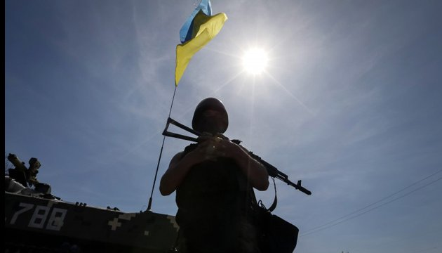 Ukrainian army sustained no losses in Donbas over past day