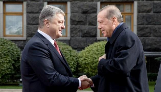 President Poroshenko: Ukraine interested in increasing Turkish representation in OSCE SMM