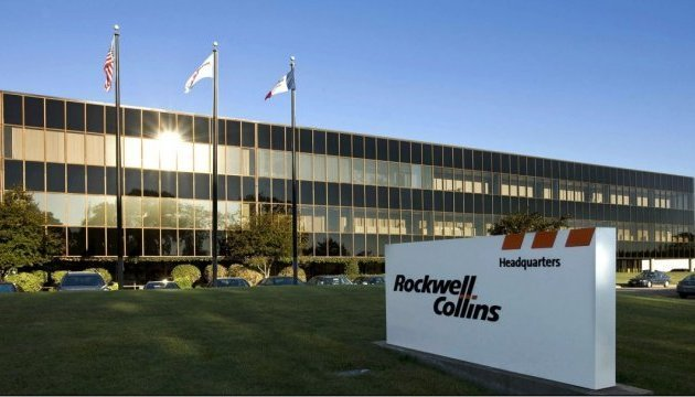 Ukrainian aviation plant, Rockwell Collins sign strategic cooperation agreement