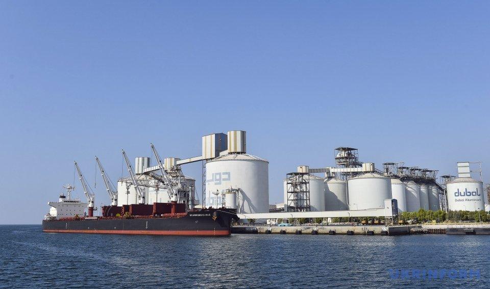 Один знайбільших усвіті портових операторів має намір інвестувати вУкраїну