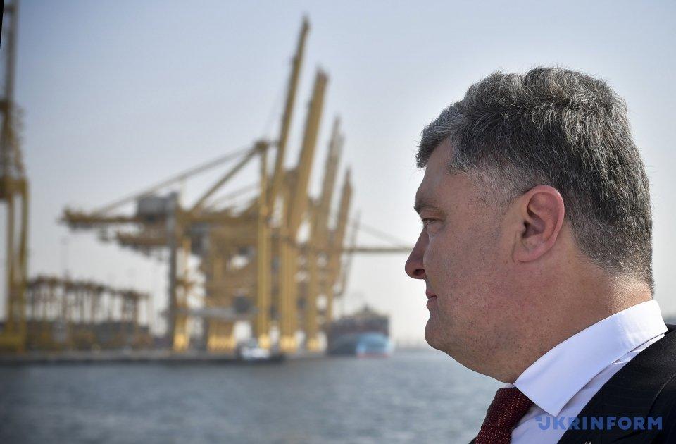 Одна знайбільших усвіті портових компаній інвестуватиме вУкраїну