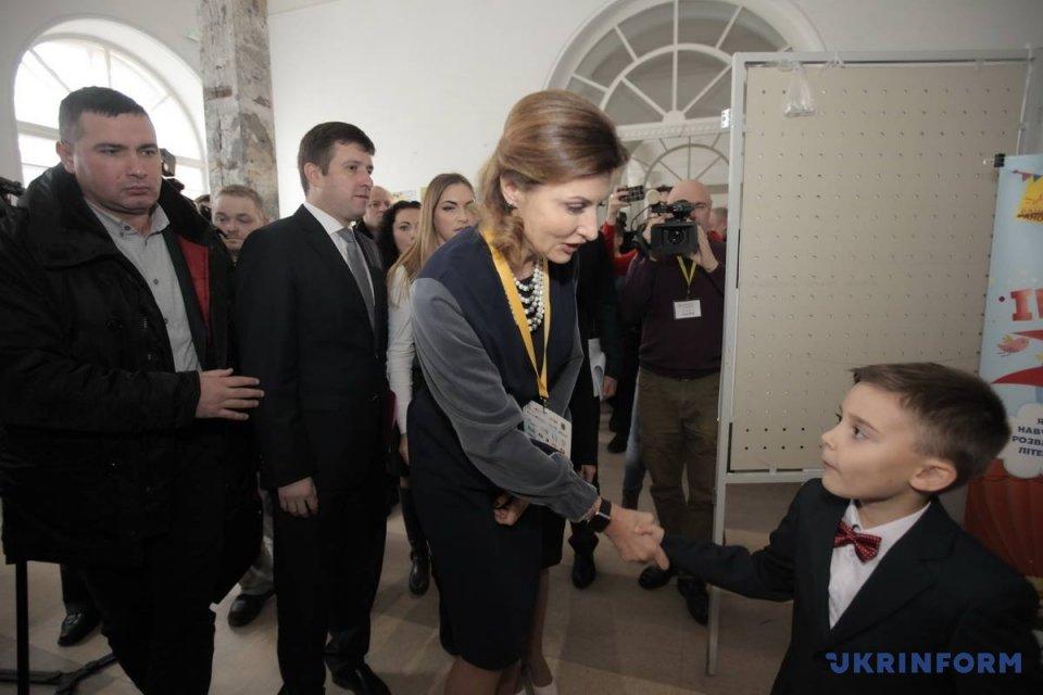 ВХарьковской школе №105 возникла ресурсная комната