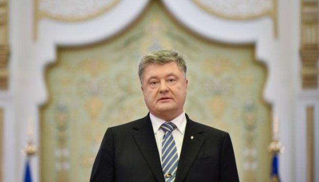 Ukraine, Japan have good prospects for developing relations - Poroshenko