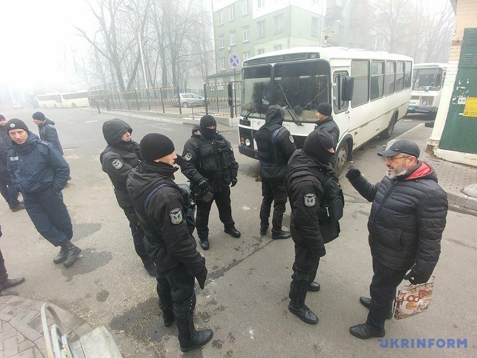 Затримання Саакашвілі: політика помістили в ізолятор