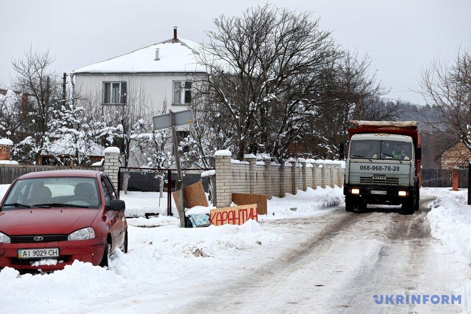 Вгосударстве Украина  зафиксированы новые вспышки АЧС