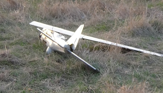 Ukrainian military shoot down enemy drone in ATO zone