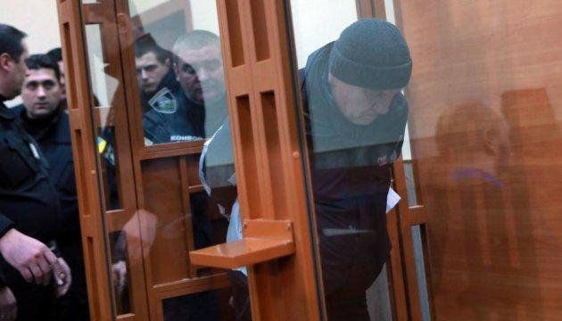 Court detains suspect in Nozdrovska's murder for 60 days