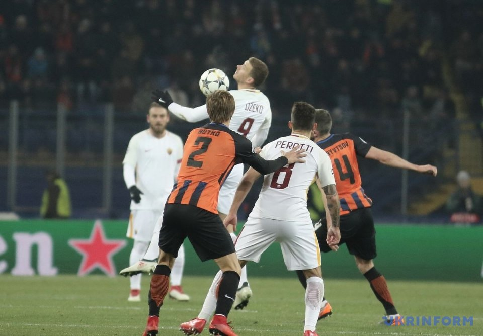 Shakhtar would've won by more if not for Roma's Alisson - Fonseca