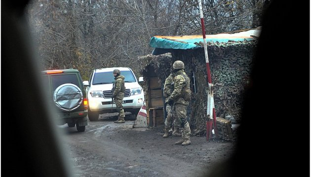No losses among Ukrainian soldiers in ATO area over past day