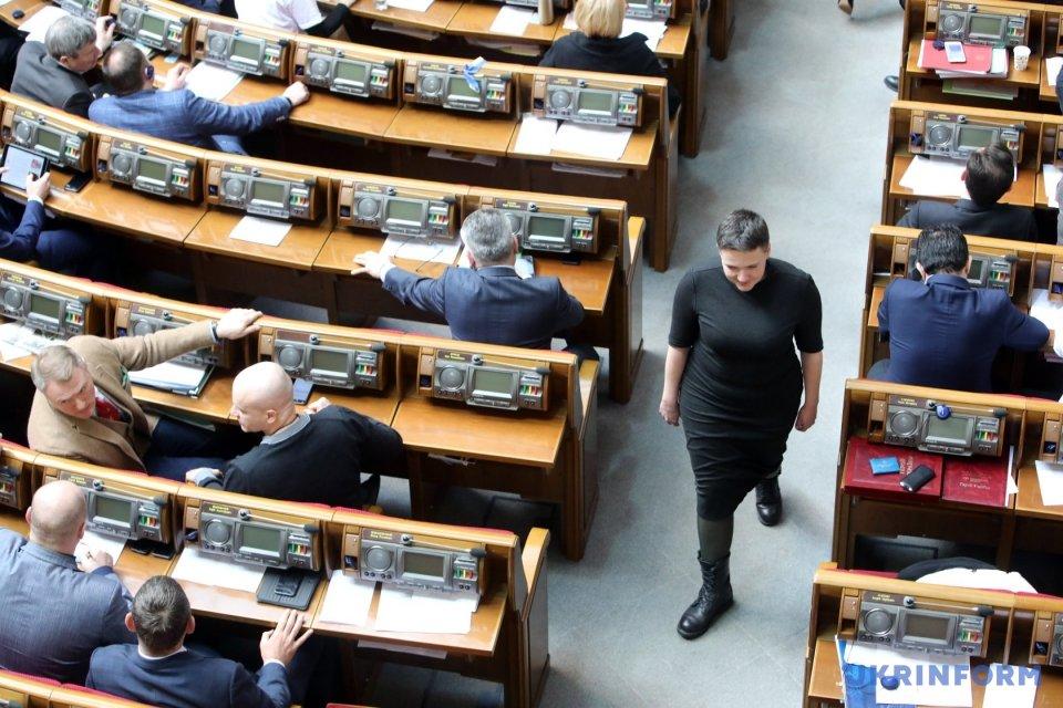 Ukraine war hero faces life in prison over parliament attack plot