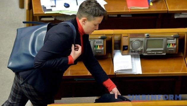 MP Savchenko may stay in Spain - prosecutor general