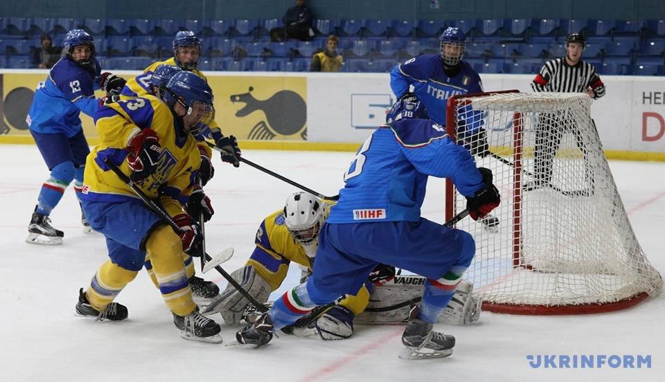 Австрийцы победили румын наюниорском первенстве мира похоккею вКиеве