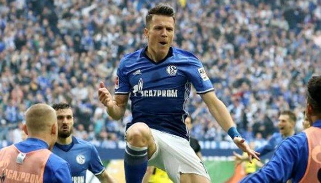 Konoplyanka scores Schalke's 2,500th goal in Bundesliga