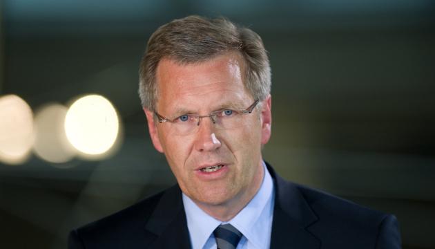 Alt-Bundespräsident Wulff vertritt Deutschland bei Amtseinführung des Präsidenten Selenskyj