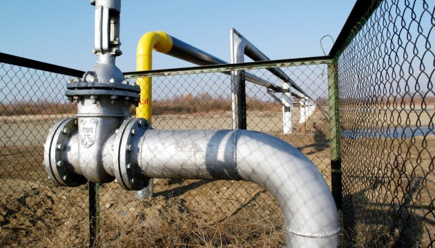 Ukraine cuts gas transit by 6 percent this year