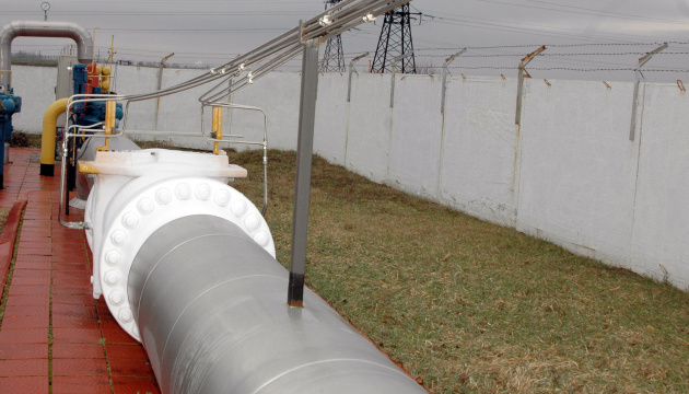 Україна збільшила на третину транзит газу до ЄС
