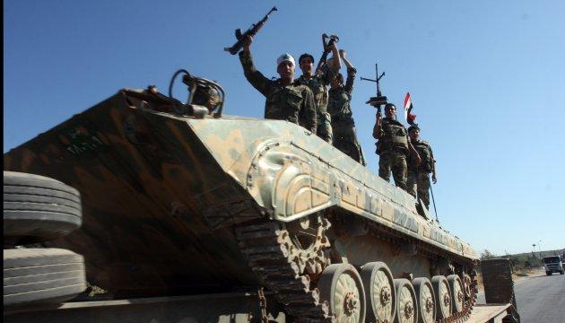 Війська Асада вбили біля Дамаска сімох цивільних