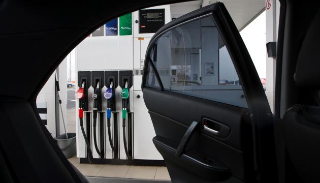В Україні зменшився продаж бензину та дизпалива