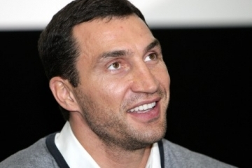Report of Wladimir Klitschko's fight in Kyiv an April Fool's Day joke