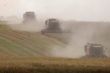 Ukrainian farmers harvested 83.8M tonnes of agricultural crops in 2020 – Vysotskyi