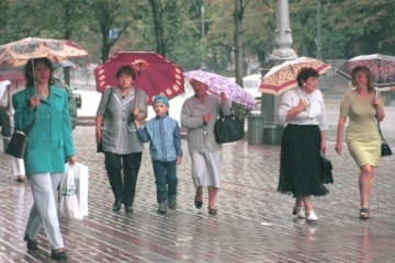 Weather deterioration expected in Ukraine on May 3-4