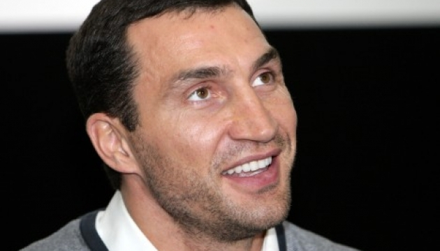 Report of Wladimir Klitschko's fight in Kyiv an April Fool's Day joke