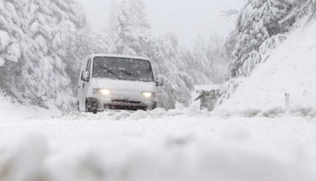 В Румынии из-за мороза и снегопадов закрываются школы