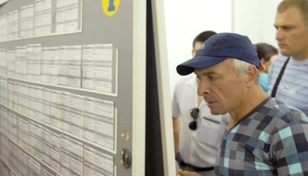 State Statistics: 1.2% of Ukraine's able-bodied population officially unemployed