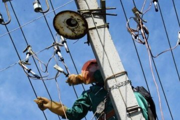 Bad weather leaves 146 towns and villages in Ukraine without electricity