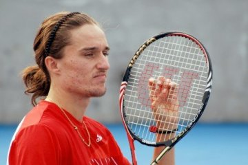 Oleksandr Dolgopolov moves five positions up in ATP ranking