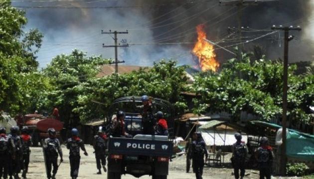 У М'янмі військових засудили за масові вбивства
