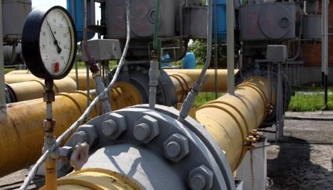 Gastransportsystem der Ukraine wird weiter modernisiert