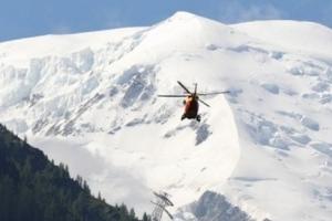 В Канаде пропали трое известных альпинистов
